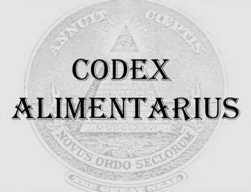 Kanttekeningen bij de codex alimentarius